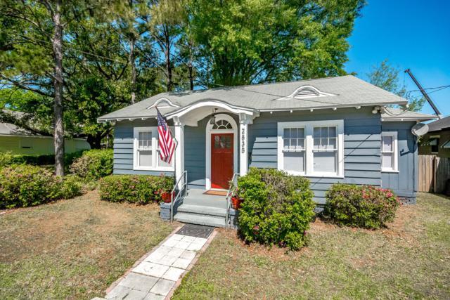 2835 College St, Jacksonville, FL 32205 (MLS #986214) :: Ponte Vedra Club Realty | Kathleen Floryan