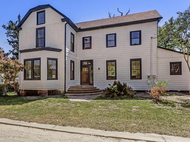 818 San Fernando St, Fernandina Beach, FL 32034 (MLS #986343) :: Florida Homes Realty & Mortgage