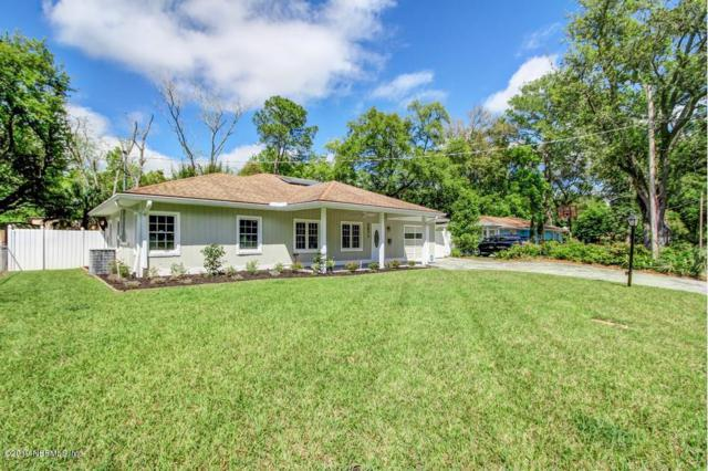 3671 Mimosa Dr, Jacksonville, FL 32207 (MLS #986799) :: The Hanley Home Team
