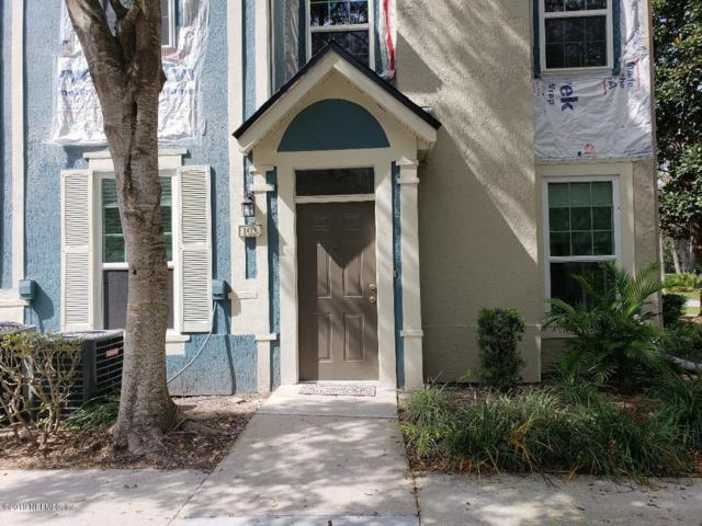 13700 Richmond Park Dr N #102, Jacksonville, FL 32224 (MLS #986859) :: Noah Bailey Real Estate Group