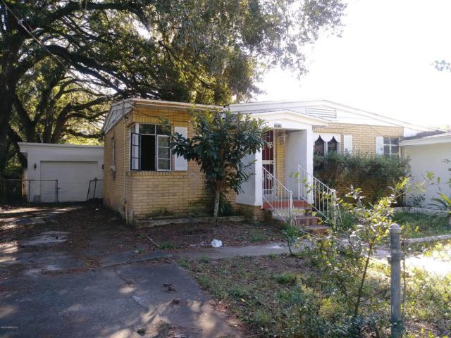 1818 Rowe Ave, Jacksonville, FL 32208 (MLS #986957) :: Ancient City Real Estate