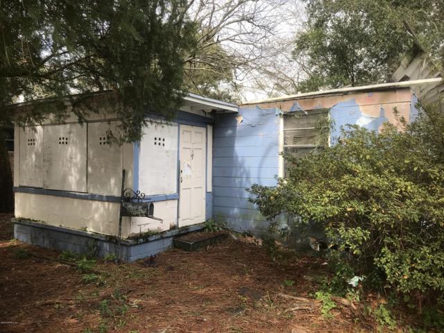 1603 W 27TH St, Jacksonville, FL 32209 (MLS #987238) :: Memory Hopkins Real Estate