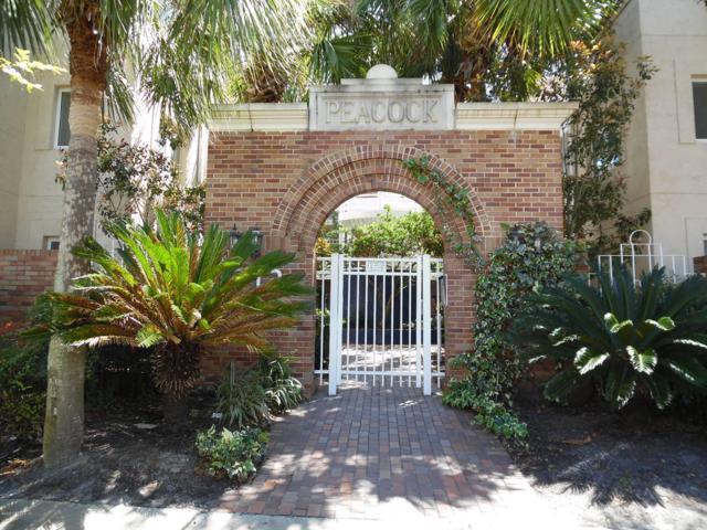 2912 St Johns Ave #13, Jacksonville, FL 32205 (MLS #987261) :: The Hanley Home Team