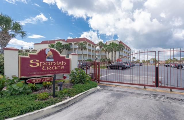 1 Ocean Trace Rd #105, St Augustine Beach, FL 32080 (MLS #987480) :: Jacksonville Realty & Financial Services, Inc.