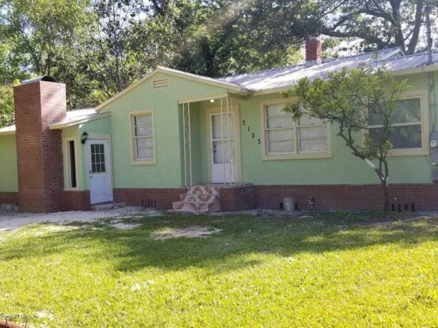 2103 Allandale Cir W, Jacksonville, FL 32254 (MLS #987513) :: Memory Hopkins Real Estate