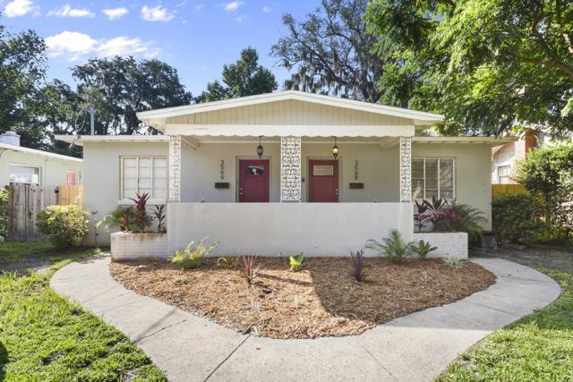 3566 Boone Park Ave, Jacksonville, FL 32205 (MLS #987574) :: The Hanley Home Team