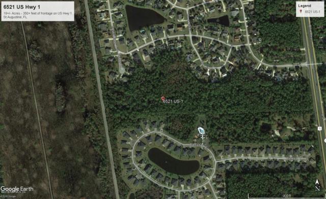 6521 Us-1, St Augustine, FL 32086 (MLS #987819) :: Ponte Vedra Club Realty | Kathleen Floryan