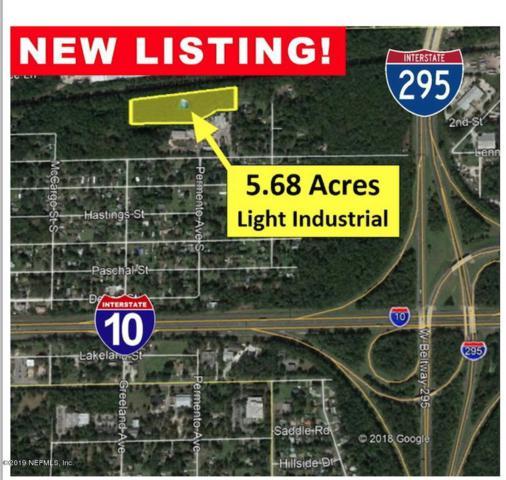 0 Greeland Ave, Jacksonville, FL 32220 (MLS #988529) :: Memory Hopkins Real Estate