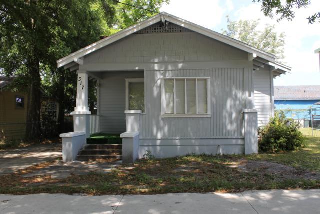 317 W 41ST St, Jacksonville, FL 32206 (MLS #988543) :: The Hanley Home Team