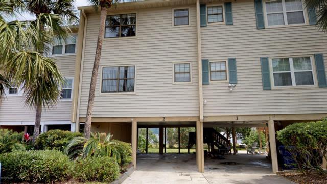 925 Tarpon Ave #2, Fernandina Beach, FL 32034 (MLS #988706) :: The Hanley Home Team