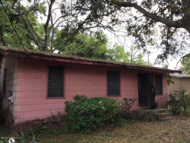 4919 40TH ST Cir, Jacksonville, FL 32209 (MLS #988777) :: Memory Hopkins Real Estate