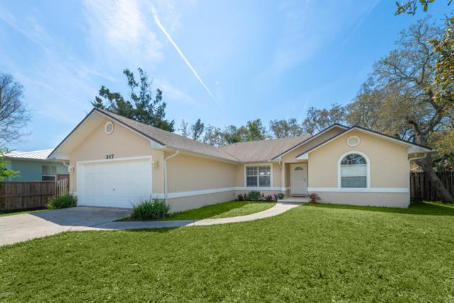 317 Mystical Way, St Augustine, FL 32080 (MLS #988857) :: Noah Bailey Real Estate Group