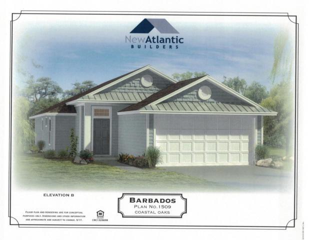 2270 Fairway Villas Dr, Atlantic Beach, FL 32233 (MLS #988903) :: The Hanley Home Team
