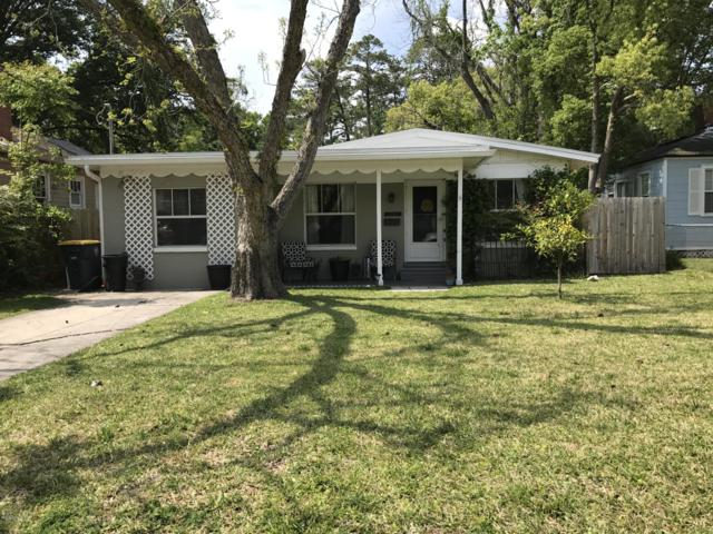 3745 Hunter St, Jacksonville, FL 32205 (MLS #988938) :: The Edge Group at Keller Williams