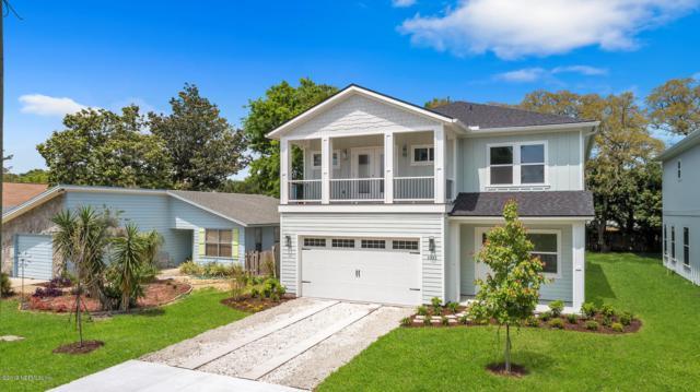 1031 Ruth Ave, Jacksonville Beach, FL 32250 (MLS #989334) :: The Hanley Home Team