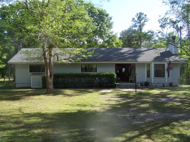 6815 Co Rd 119, Bryceville, FL 32009 (MLS #989430) :: Noah Bailey Real Estate Group