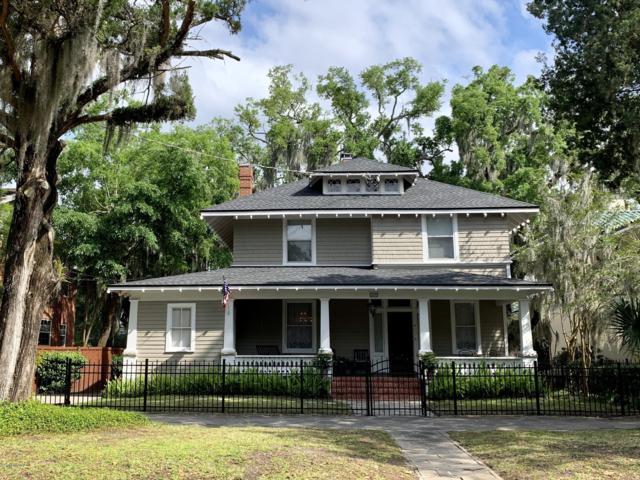 2800 Riverside Ave, Jacksonville, FL 32205 (MLS #989532) :: 97Park
