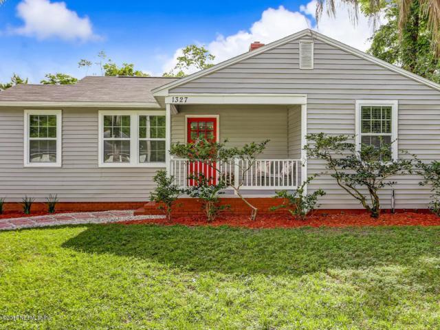 1327 Macarthur St, Jacksonville, FL 32205 (MLS #989534) :: The Hanley Home Team