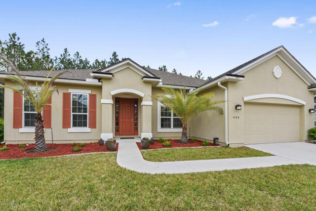 405 Trellis Bay Dr, St Augustine, FL 32092 (MLS #989592) :: The Hanley Home Team