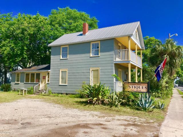 219 S 8TH St, Fernandina Beach, FL 32034 (MLS #989731) :: Ancient City Real Estate