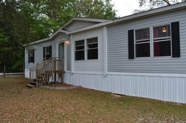 3495 County Road 215, Middleburg, FL 32068 (MLS #989796) :: Memory Hopkins Real Estate
