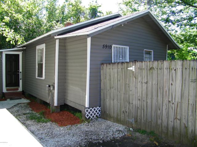5910 Christobel Ave, Jacksonville, FL 32208 (MLS #990100) :: The Hanley Home Team