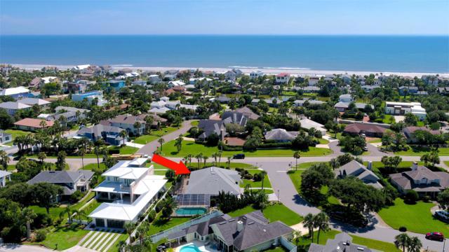 3810 Ponte Vedra Ct, Jacksonville Beach, FL 32250 (MLS #990257) :: Young & Volen   Ponte Vedra Club Realty
