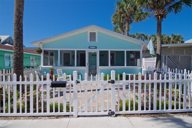 123 4TH Ave S, Jacksonville Beach, FL 32250 (MLS #990294) :: The Edge Group at Keller Williams