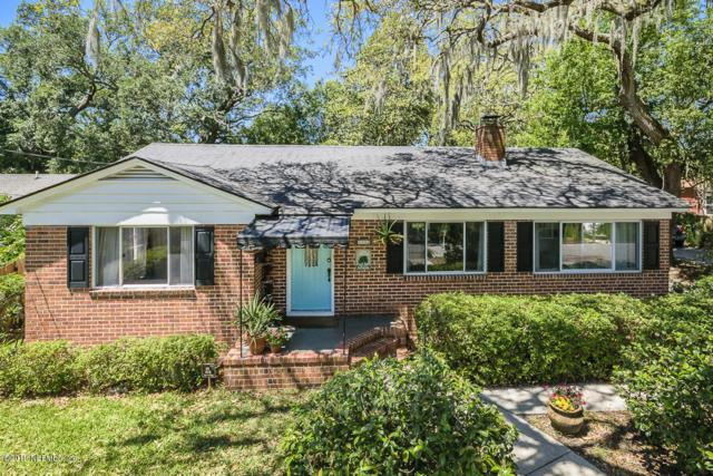 1332 Monticello Rd, Jacksonville, FL 32207 (MLS #990323) :: Memory Hopkins Real Estate