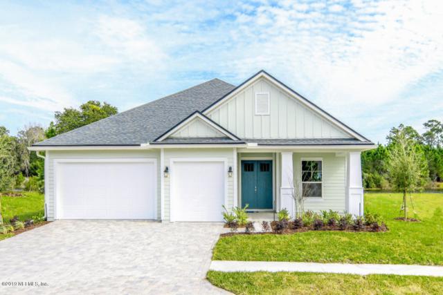 598 Pescado Dr, St Augustine, FL 32095 (MLS #990379) :: EXIT Real Estate Gallery