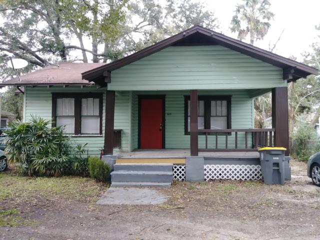 615 E 60TH St, Jacksonville, FL 32208 (MLS #990495) :: The Hanley Home Team