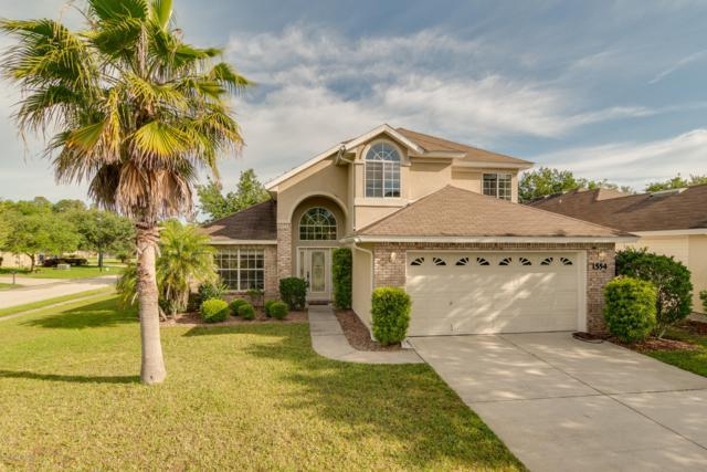 1554 Greenway Pl, Fleming Island, FL 32003 (MLS #990517) :: The Edge Group at Keller Williams