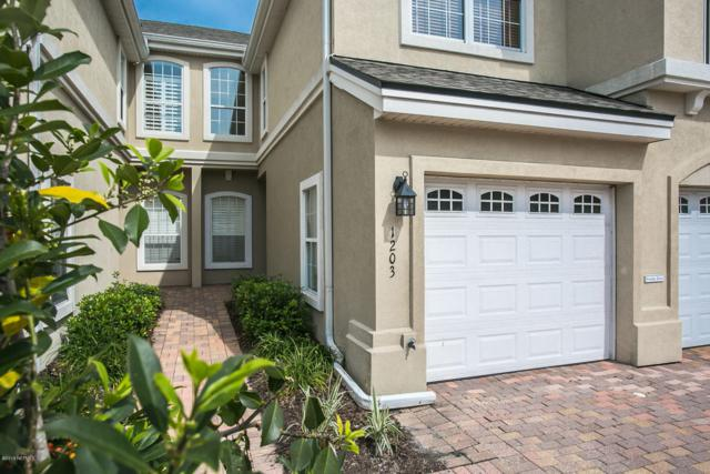 1203 Makarios Dr, St Augustine, FL 32080 (MLS #990687) :: EXIT Real Estate Gallery