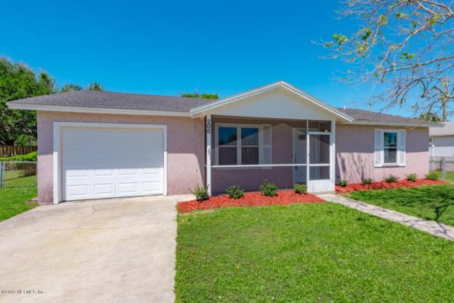 208 Trade Wind Ln, St Augustine, FL 32080 (MLS #990780) :: Young & Volen | Ponte Vedra Club Realty