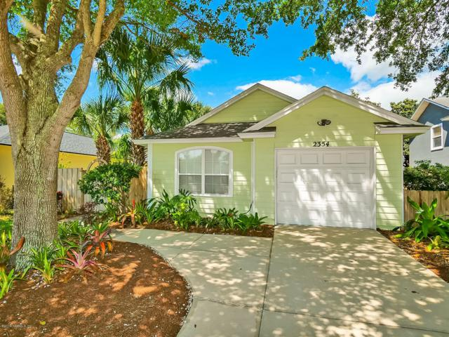 2354 South Beach Pkwy, Jacksonville Beach, FL 32250 (MLS #990833) :: The Edge Group at Keller Williams