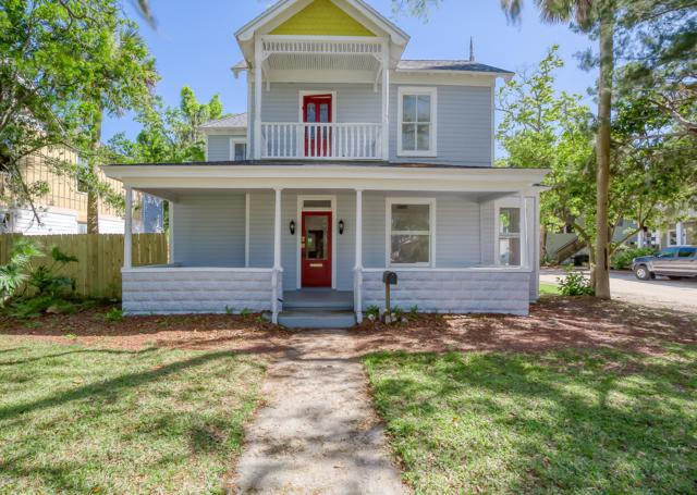11 Rohde Ave, St Augustine, FL 32084 (MLS #990881) :: Noah Bailey Real Estate Group