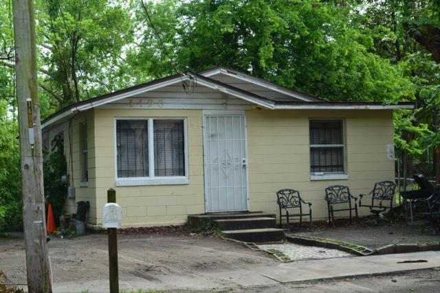 1490 W 22ND St, Jacksonville, FL 32209 (MLS #991106) :: Florida Homes Realty & Mortgage
