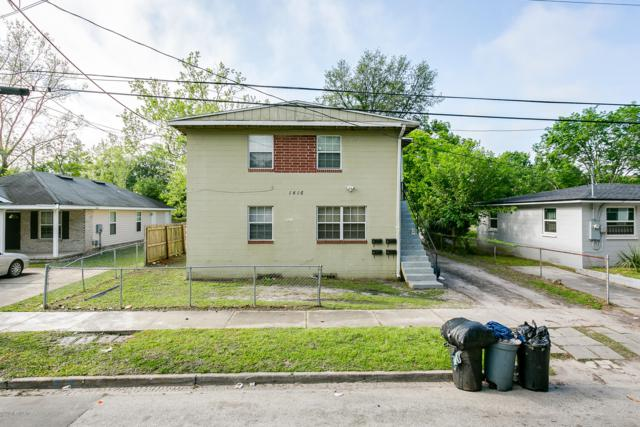 1416 W 20TH St, Jacksonville, FL 32209 (MLS #991191) :: Florida Homes Realty & Mortgage