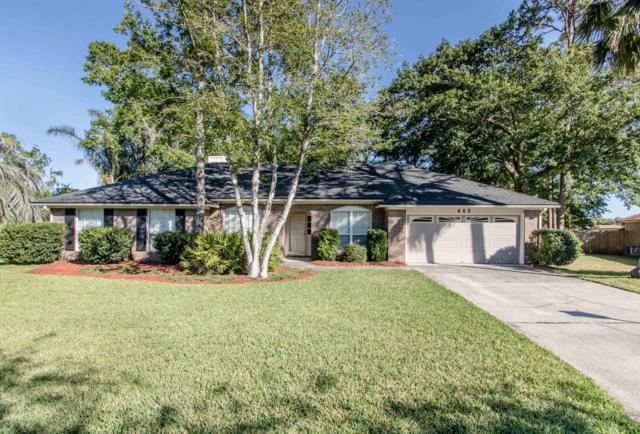 465 Baybrook Dr, Fleming Island, FL 32003 (MLS #991275) :: CrossView Realty