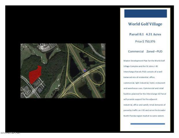 0 World Golf Pl, St Augustine, FL 32092 (MLS #991528) :: Florida Homes Realty & Mortgage