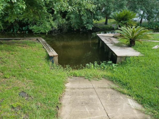 8157 Wendover Rd, St Augustine, FL 32092 (MLS #991645) :: Memory Hopkins Real Estate