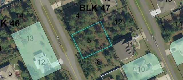 22 Lansing Ln, Palm Coast, FL 32137 (MLS #991754) :: CrossView Realty