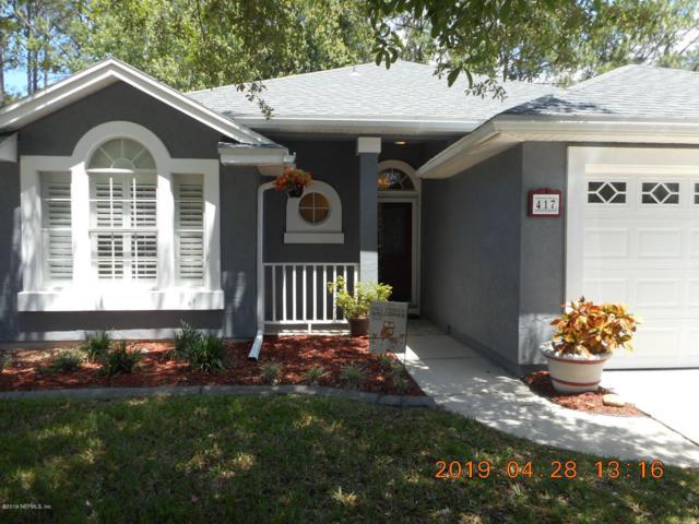 417 Morning Glory Ln, St Johns, FL 32259 (MLS #992365) :: Florida Homes Realty & Mortgage