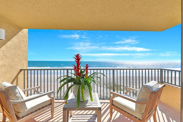 2100 Ocean Dr S 4B, Jacksonville Beach, FL 32250 (MLS #992500) :: CrossView Realty