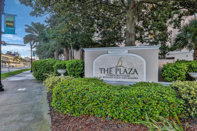 400 E Bay St #1805, Jacksonville, FL 32202 (MLS #992614) :: CrossView Realty