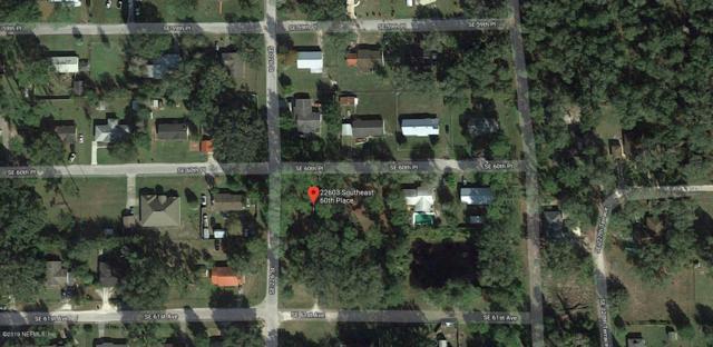 22603 SE 60TH Pl, Hawthorne, FL 32640 (MLS #992757) :: Ancient City Real Estate