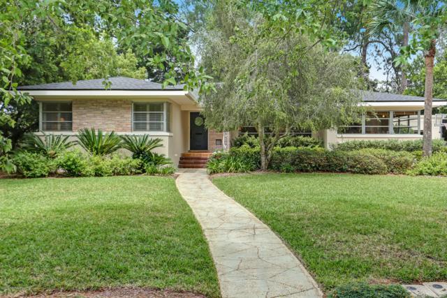 945 Mapleton Ter, Jacksonville, FL 32207 (MLS #993365) :: Ancient City Real Estate