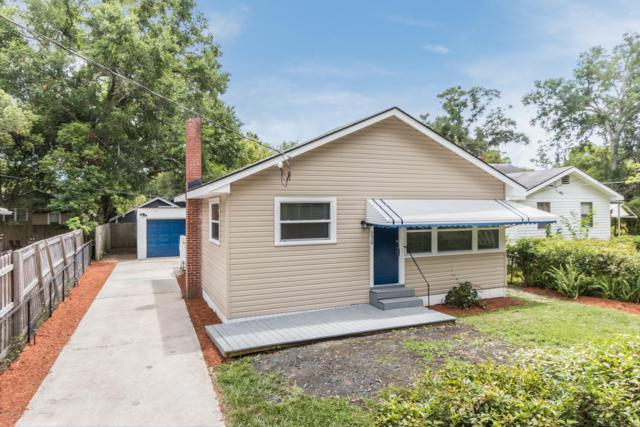 530 W 60TH St, Jacksonville, FL 32208 (MLS #993395) :: Florida Homes Realty & Mortgage