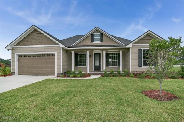 745 Constitution Pl, Macclenny, FL 32063 (MLS #993407) :: Noah Bailey Real Estate Group