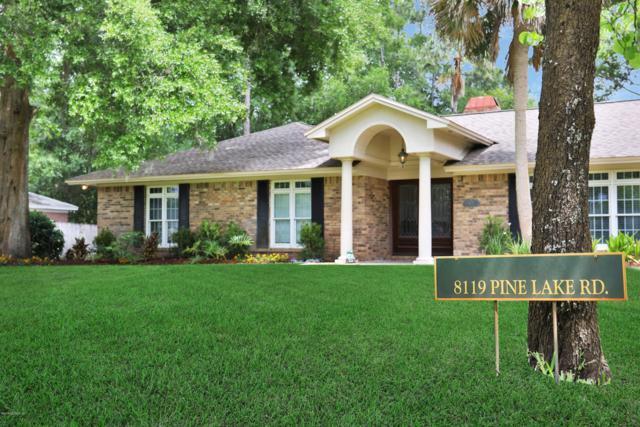 8119 Pine Lake Rd, Jacksonville, FL 32256 (MLS #993408) :: Florida Homes Realty & Mortgage